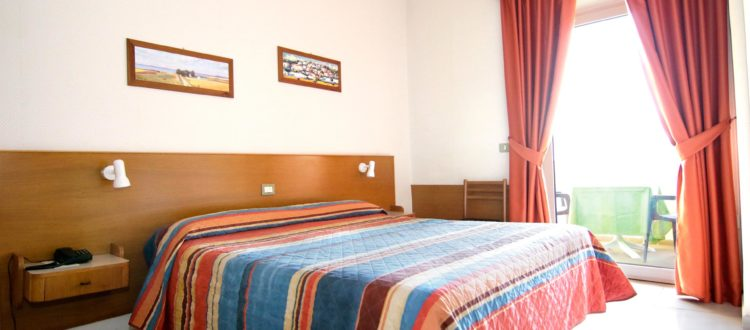 Hotel Bellariva*** Pescara - Double bed room sea view